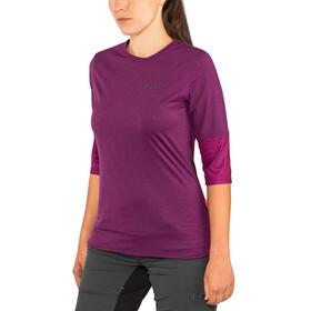Northwave Edge 3/4 Jersey Damen purple melange/red